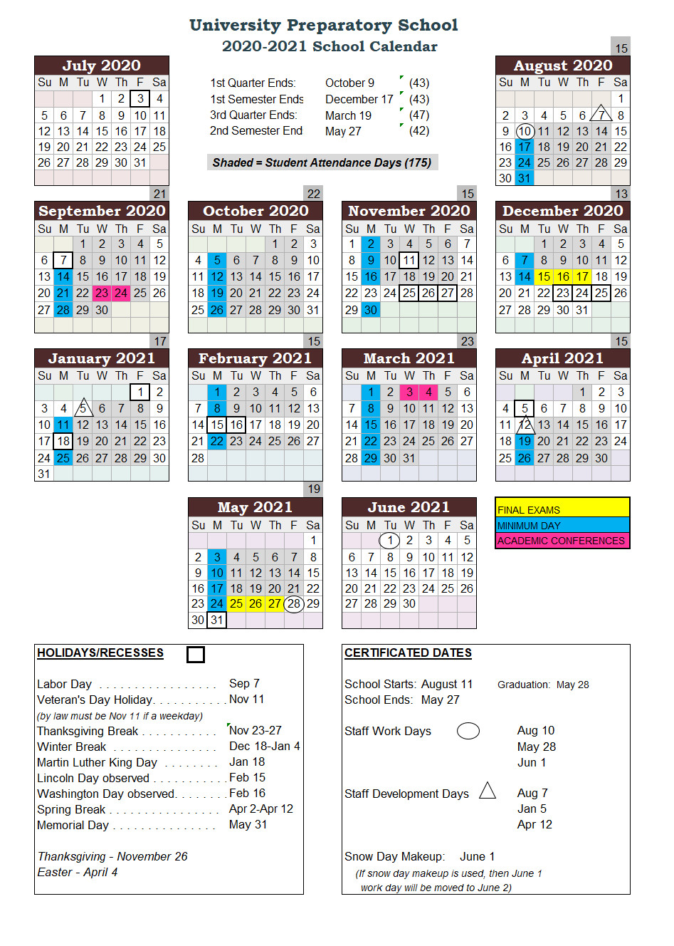U Of A Academic Calendar 2021 School Calendar